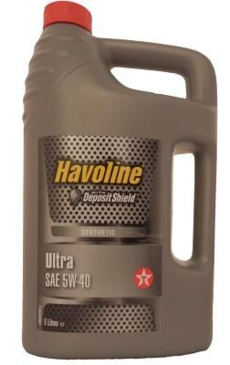 Texaco Havoline Ultra 5W-40