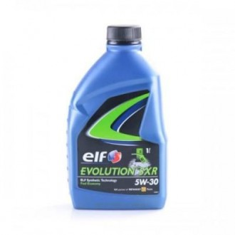 Elf Evolution SXR 5W-30
