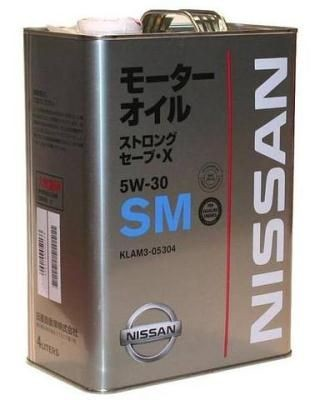 Nissan Strong Save-X 5W-30